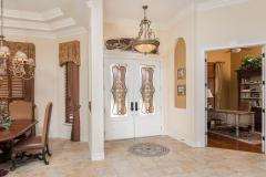 Palm Beach Foyer