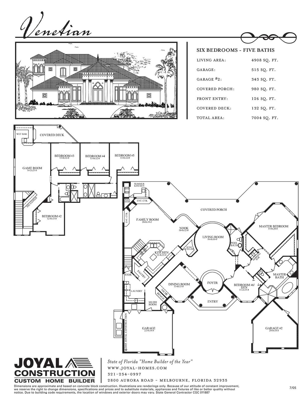 Venetian Floor Plan Venetian Floor Plan Floor Plans Joyal