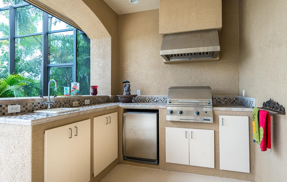 Palm Beach Outdoor kitchen (2)