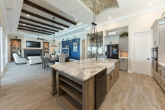 Bella Vue Kitchen Island